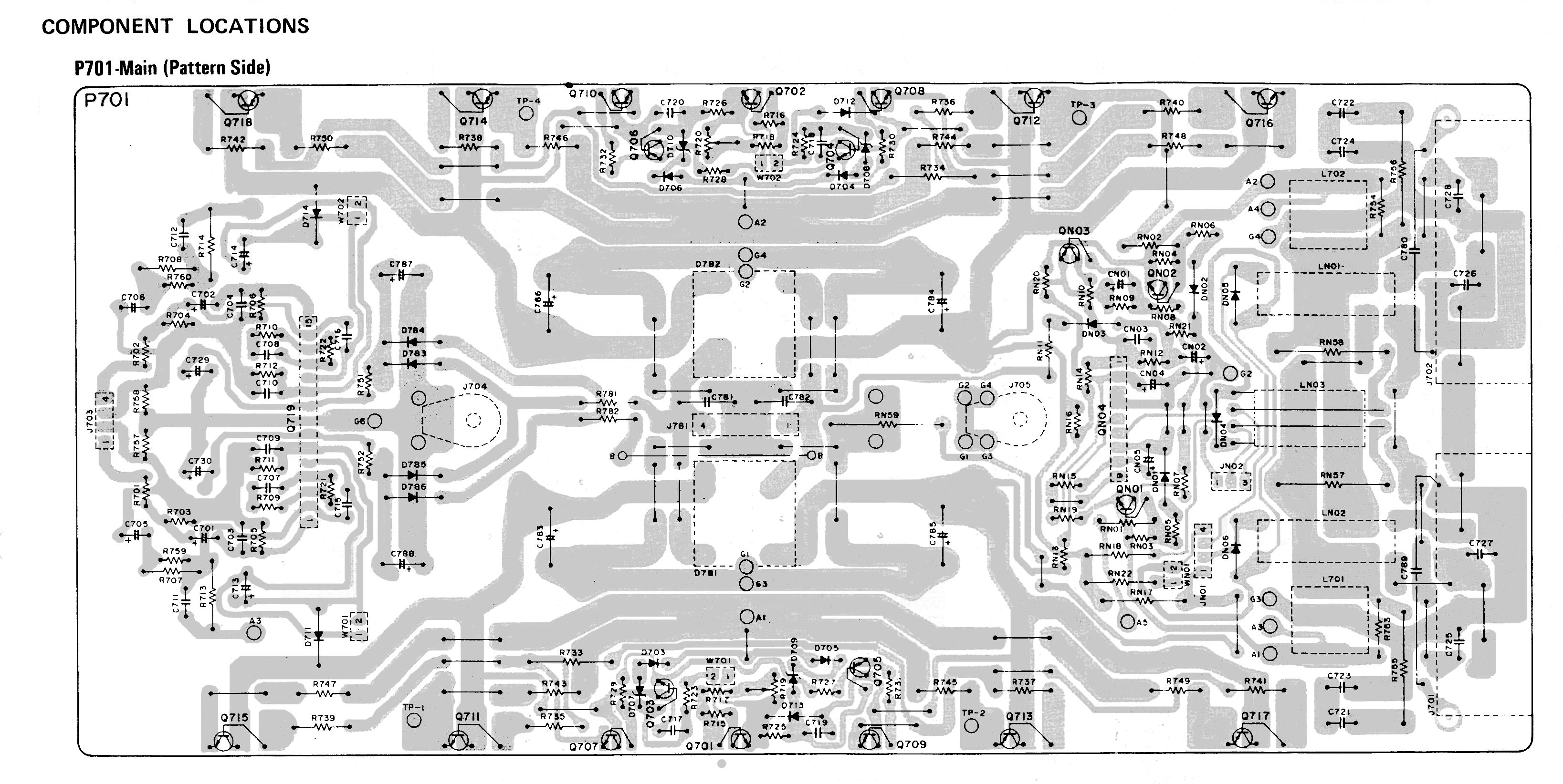 Grundig FineArts A 9000 Umbau