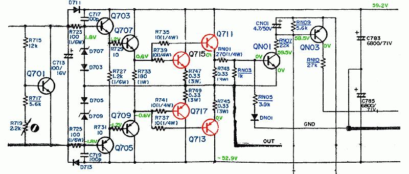 Diagram for Everything: Transistor 2sc5200 Amplifier Circuit