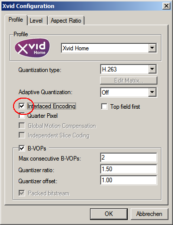 Filtering VHS recordings in Virtualdub